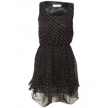 Circle Print Dress
